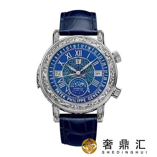 西铁城8200机芯怎么样,二手手表如何辨别真假?