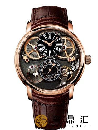 卡西欧手表回收为何找奢鼎汇